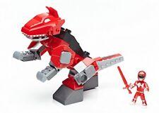 Mega Construx Building Kit Power Rangers T-Rex Zord