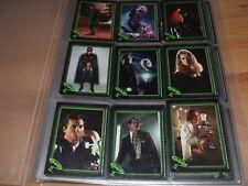 87 x BATMAN FOREVER 1995 Topps Cards