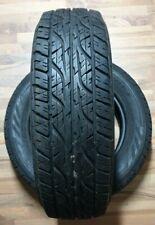 2 x Dunlop GrandTrek AT 3 225/65 R17 102H M+S (Intr.Nr J140)