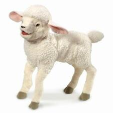 Folkmanis High Quality Play Pretend Animal Puppets (Lambkin)