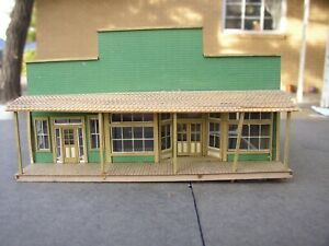 Ellington Mercantile Vintage American Model Builders HO Scale, As Is