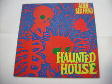 "ALIEN SEX FIEND - HAUNTED HOUSE - 12"" VINYL BRAND NEW UNPLAYED 1989 UK"