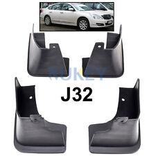 Set Mud Flap Fit For 2009~2012 Nissan Teana Maxima J32 Splash Guards 2010 2011