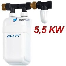 5,5KW DAFI INLINE UNDER SINK WATER HEATER TANKLESS ELECTRIC BOILER HOT WATER