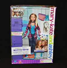 "Mary-Kate And Ashley Doll So Little Time ""Ashley"" Doll 2002 Mattel"