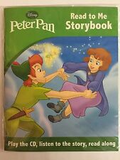 READ TO ME STORYBOOK & CD - PETER PAN