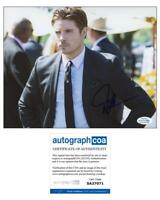 "Josh Henderson ""Dallas"" AUTOGRAPH Signed 'John Ross Ewing' 8x10 Photo E ACOA"