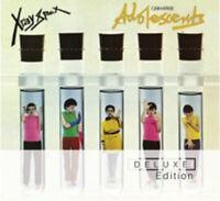 X-Ray Spex : Germ Free Adolescents CD Deluxe  Album (Deluxe Edition) 2 discs