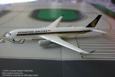 JC Wing Singapore Airlines Airbus A350-900 Flaps Down Diecast Model 1:400