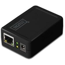 Digitus LAN & USB NAS USB Festplatten Netzwerk Speicher Server Samba + FTP
