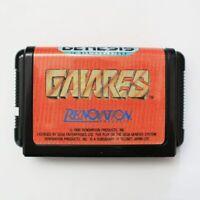 Gaiares 16 bit MD Game Card For Sega Mega Drive For Genesis