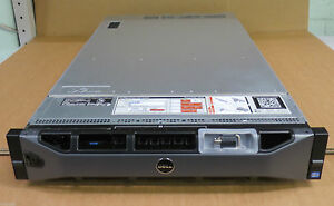 Dell PowerEdge R820 4 x Intel Xeon E5-4620 8-Core 384GB RAM RAID 2U Rack Server