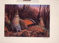 Oregon #1 1990 Upland Game Stamp Print by Ken Catlett