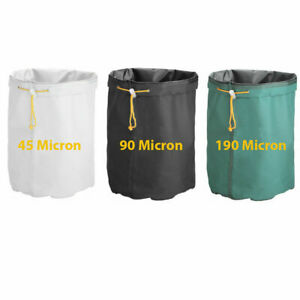 Horticulture 5-Gallon 3-Bag Herbal Ice Bubble Bag Essence Extractor Kit