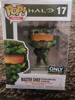 Funko Pop Halo Infinite Master Chief Hydro Deco Best Buy Exclusive