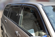 For Suzuki Grand Vitara XL-7 99-06 Window Visors Sun Rain Guard Vent Deflectors