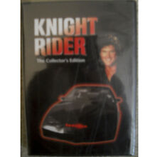 "Knight Rider Collector's Edition  ""Deadly Maneuvers""/""Slammin' Sammy's"" DVD NEW!"