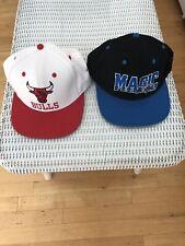 TI$A TISA Hats, Chicago Bulls, Orlando Magic,  TI$A TISA Snapbacks, Vintage