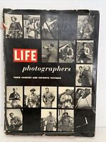 1957 Life Photographers Their Careers and Favorite Pictures Vintage Collectible