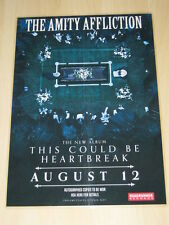 The Amity Affliction - This Could Be Heartbreak -  Laminated Promo Poster