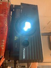 Panasonic PT-D3500U DLP Projector 3500 Lumens  720p Working Clean