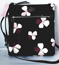 Kate Spade Ash Street Flower Applique Triple Compartment Tote WKRU5965