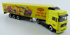 MAN Sattelzug Maggi Limited Edition Schuco 1:87 H0 OVP [FO]
