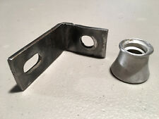 Mercedes Benz Ponton Bosch and Hella Fog Light Base Mounting Sleeve and Bracket