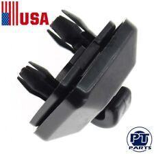 Black Sun Visor Clip For 8E0857561 Audi A1 A3 A4 A5 S3 S4 S5 Q3 Q5 TT 8E0857562A