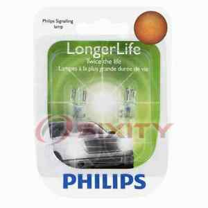 Philips Front Side Marker Light Bulb for Triumph TR7 1975-1982 Electrical bj