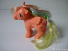 Mon petit poney G1 Little Pony Flutterbye rainbow ponies pegasus / Hasbro