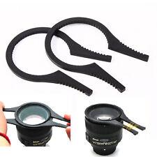 48-58mm Filter Wrench Camera Lens Filter Removal Tools Spanner Pack of 2 Kit Set