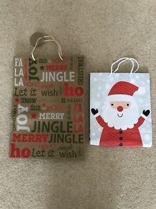 Christmas Gift Bags - Sale!