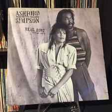 New listing Ashford & Simpson – Real Love - Capitol Records – ST-12469