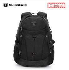 "SUISSEWIN Swiss Backpack/Travel Backpack/School Backpack sn9062 15"" Laptop"