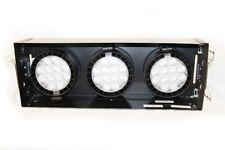 """Philips Lightolier Recessed LED Spot/Flood Light 3 Heads 22W Frame In Kit 24"""""""
