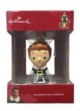 Hallmark ELF Buddy the Elf Christmas Ornament (Holiday Classic Box Ver)