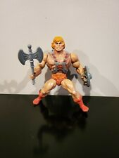 Vintage He-man masters of the universe Action Figure 1981 motu - complete