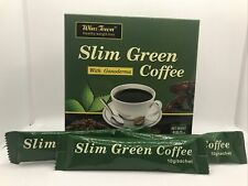 SLIM GREEN COFFEE with ganoderma.HEALTHY WEIGHT LOSS.