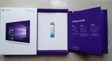 Microsoft Windows 10 Pro Full Version Software 32bit/64bit USB Flash Drive