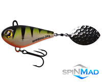 Spinmad Tail spinners - Jigmaster (24g-100mm) spinner,hard lure spinnerbait,jig