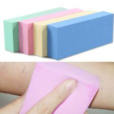 Adult Kids Soft Exfoliating Body Skin Bath Shower Spa Brush Scrubber Sponge Pad