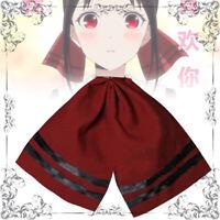 Kaguya-sama: Love Is War Shinomiya Kaguya Cosplay Red Headwear Hairpin Prop