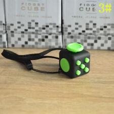 2,2 cm Mini Zappeln Cube Anti Stress Entspannung Stress Relief Desktop Spielzeug