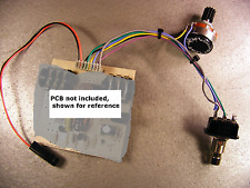 BETTER crybaby tru-bypass HARNESS.fits ALL GCB95 crybaby& our HOT MOD kit