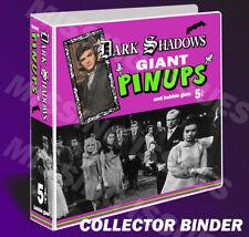 Dark Shadows Tv Show Collector Binder