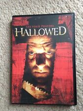 Hallowed Horror Dvd Gore Rocky Costanzo