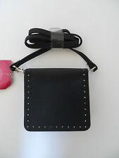 New Women's Nylon Mini Bag - Black