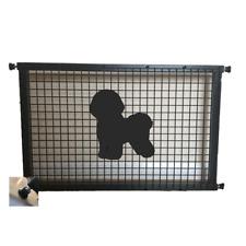Bichon Frise Dog Metal Puppy Guard