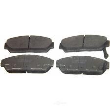 WAGNER QC617 Ceramic Disc Brake Pad Set Front fits Integra HONDA Civic 1993-2001